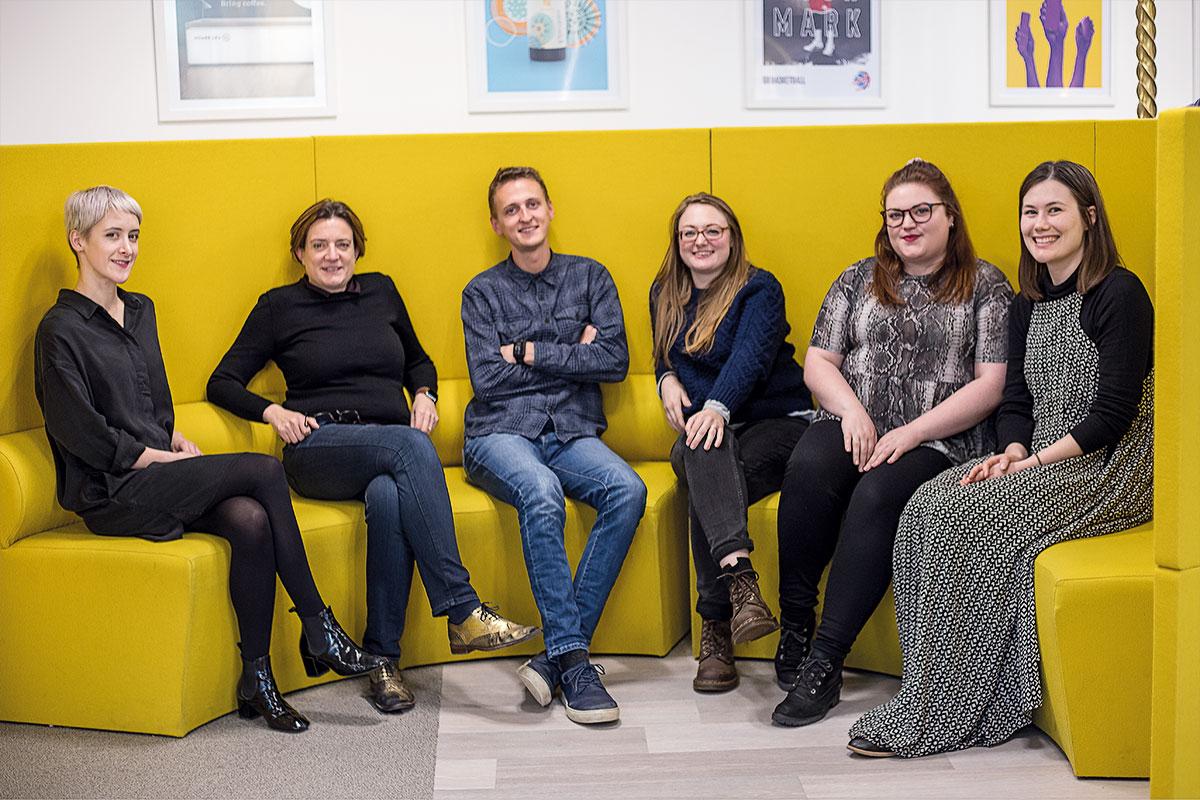 Diversity team celebrates one year